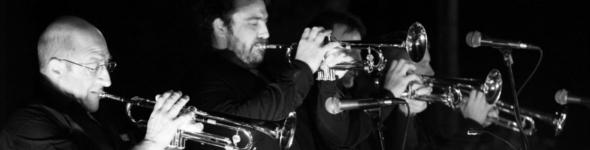 Joel Chausse en concert avec le Nice Jazz Orchestra NJO