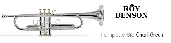 Trompette Roy Benson Charli Green