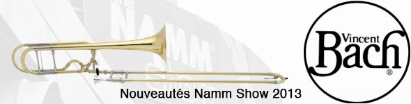 Bach, Reportage – Les nouveautés du Namm 2013