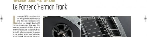 HF-1 Pro Frank Hermann VGS – Guitar Part n°227