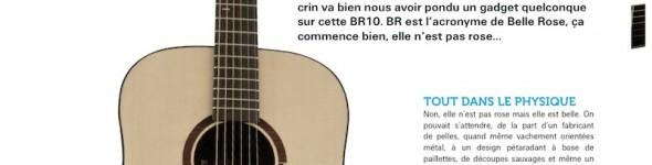 Belle Rose BR-10 VGS – Guitare Sèche n°22