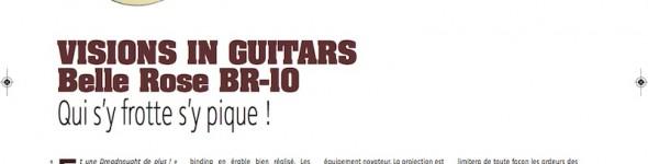 Belle Rose BR-10 VGS – Guitar Part n°231