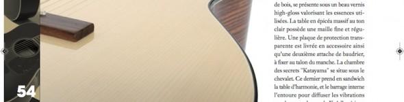 Belle Rose BR-10 et BR-20 CE VGS – Guitar Unplugged n°27