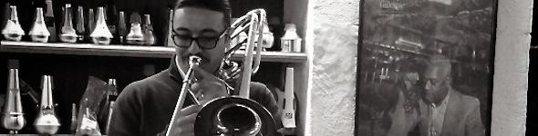 Massimo La Rosa, l'âme du trombone BACH Artisan