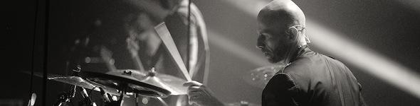Eric Langlois, Batteur DW et Paiste, Tournée Emmanuel Moire
