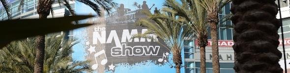 Reportage Namm Show 2014 et les nouveautés Paiste et DW