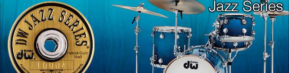 Jazz Series DW, les nouveaux kits