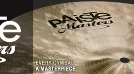 Paiste-Masters-bandeau-GEWAmusic