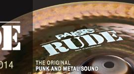 Paiste-RUDE-Gonzalez-bandeau-GEWAmusic