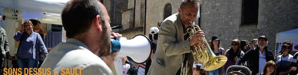 Reportage Festival Sons Dessus de Sault 2014