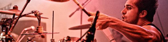 Eloy Casagrande, artiste Paiste, ou l'hallucinante puissance rythmique de Sepultura!