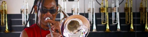 TAYNE, artiste KING, tromboniste du 21ème siècle