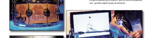 DW Namm Show 2014 – Batteur Magazine n°278