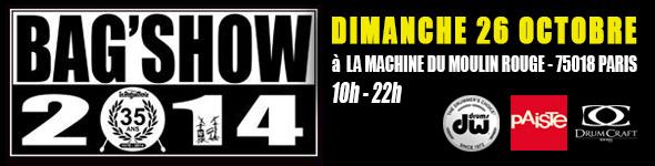 Bag Show Paris 2014