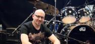 Richard Bertin, Batteur DW et Paiste, en tournée avec Danse avec les Stars