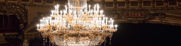 Opéra de Bruxelles, Reportage cymbales Paiste