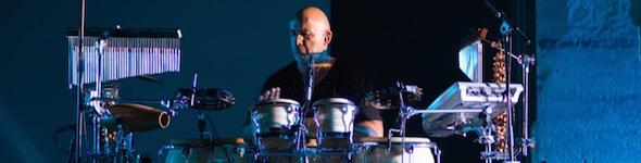 François Constantin, artiste LP, en concert avec Véronique Sanson