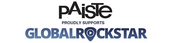 Paiste, sponsor du concours Global Rockstar