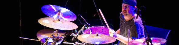Drums Chelles Sessions 7, Dave Lombardo, Artiste Paiste