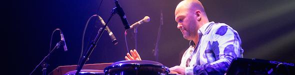 Martin Verdonk (Latin Percussion), Reportage dans les coulisses de la Bag'Show 2015