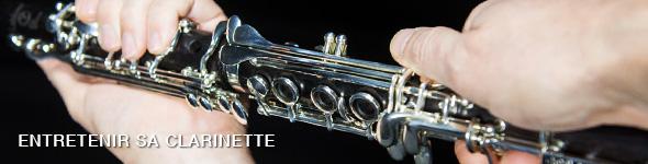 Comment entretenir sa clarinette