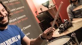 Davy-Honnet-Artiste-Batteur-Hardware-Gibraltar-GEWAmusic-bandeau